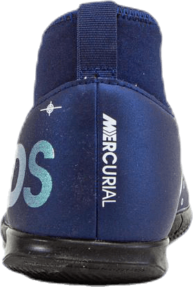 Superfly 7 Club MDS Blue/White
