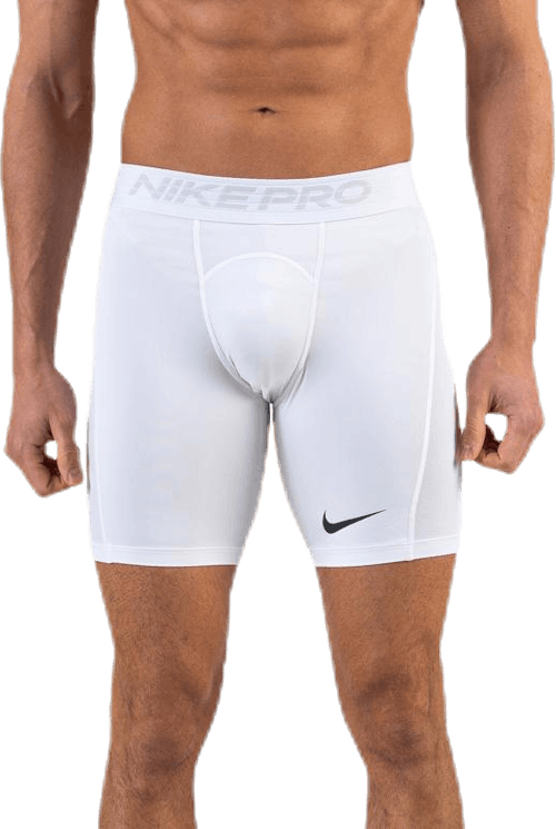 Pro Shorts White/Black