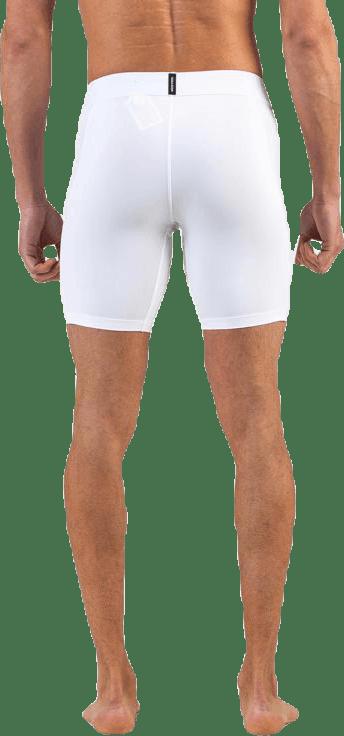 Pro Shorts White/Black