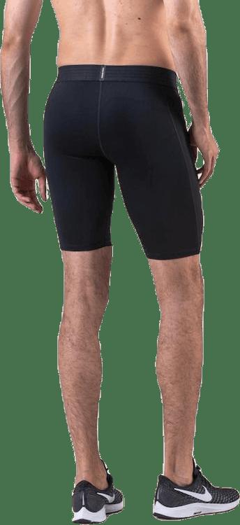 Pro Long Shorts White/Black