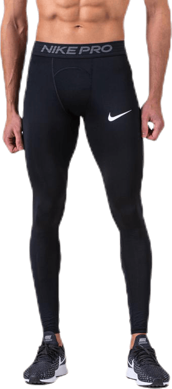 Pro Tights White/Black