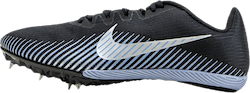 Zoom Rival M 9 Track Spike Black/Silver