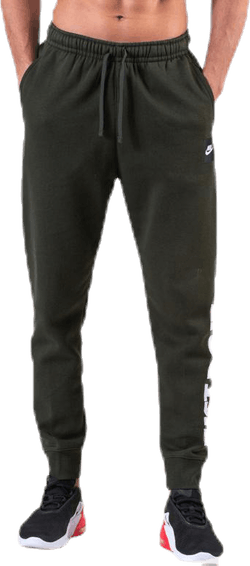 JDI Fleece Pants White/Grey
