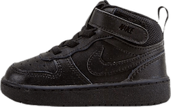 Court Borough Mid Sneaker TD Black