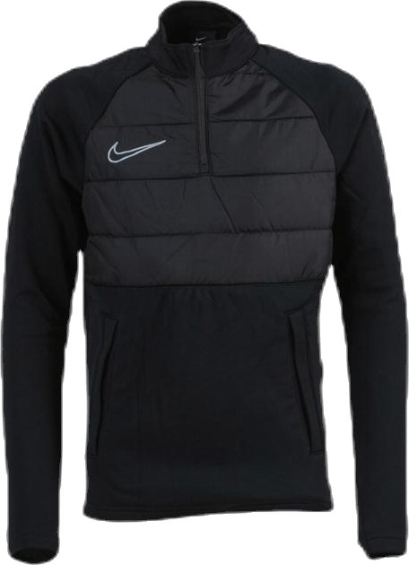 Dry-FIT Winter Warrior Padded Drill Top Black