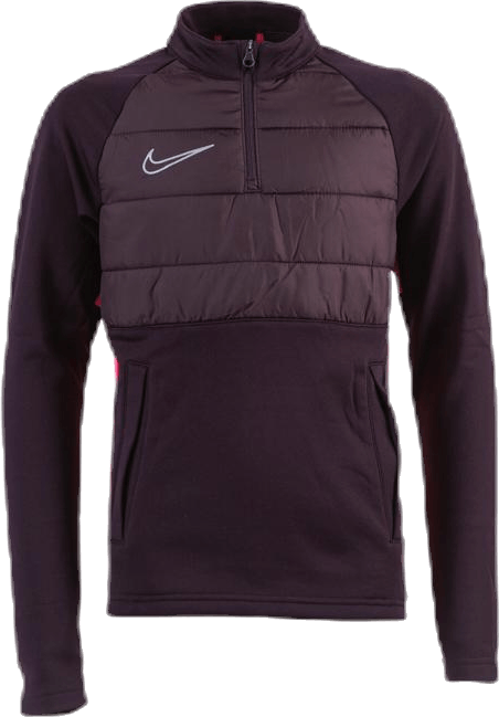 Dry-FIT Winter Warrior Padded Drill Top Red