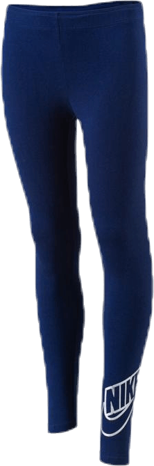 Jr Favorites Shine Leggings Blue