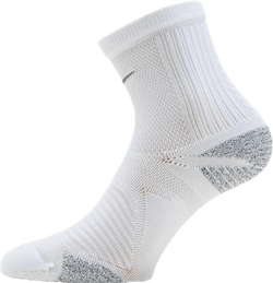 Racing Ankle Socks White