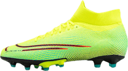 Superfly 7 Pro MDS Black/Yellow