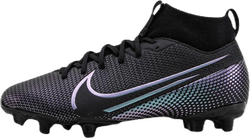 Jr Superfly 7 Academy FG/MG Black