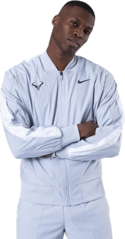 Rafa Court Jacket Grey