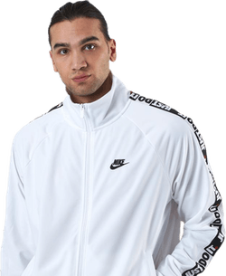 JDI Jacket Pk Tape White