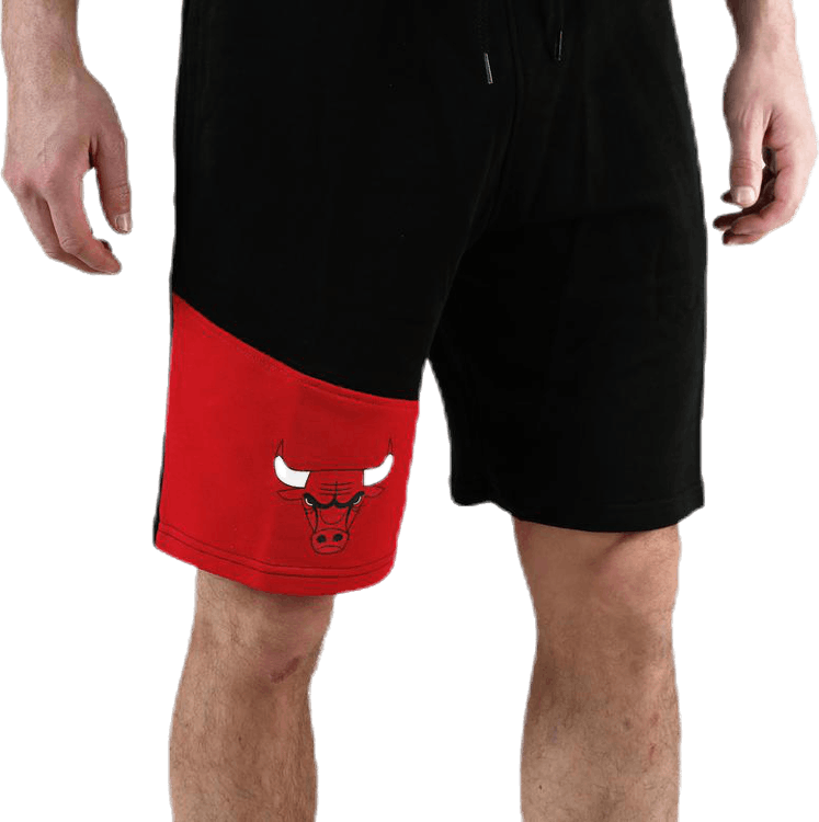 Block Shorts Black/Red