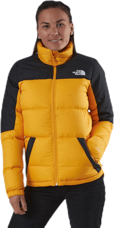 Diablo Down Jacket Black/Yellow