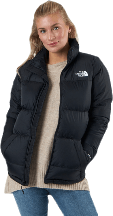 Diablo Down Jacket Black