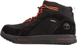 City Stomp Bungee Mid GTX Black