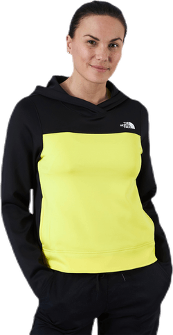 Active Trail Spacer Pullover Black/Yellow