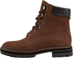 6-inch London Square Boot Brown
