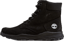 Brooklyn Sneaker Boot Jr Black