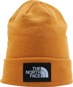 Dock Worker Recycled Beanie Yellow