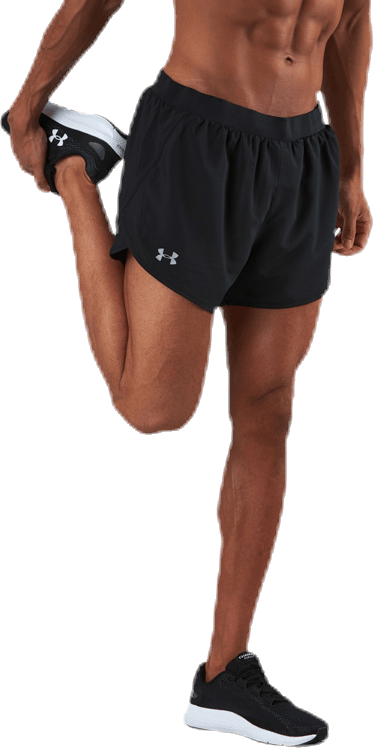 UA Fly By 2.0 Short Black