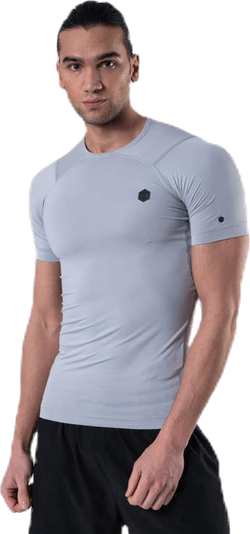 Ua Hg Rush Compression Ss Grey