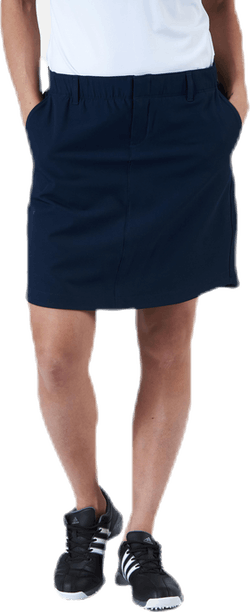 Links Woven Skort Blue
