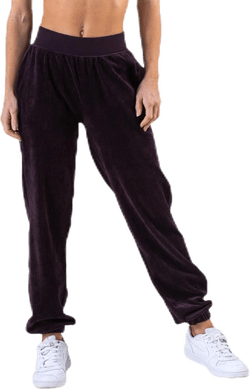 NSW Velour Pant Purple