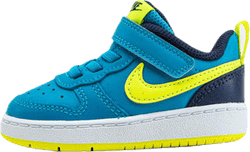 Court Borough Low TD Blue/Yellow