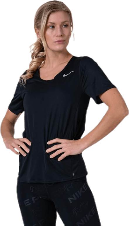 City Sleek SS Top Black