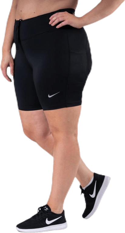 Fast Short 7in Plus Black