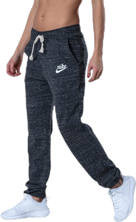 Nsw Gym Vintage Pant White/Black