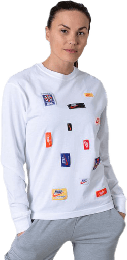 Nsw Long-Sleeve White