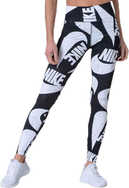 Nsw Printed Leg Black