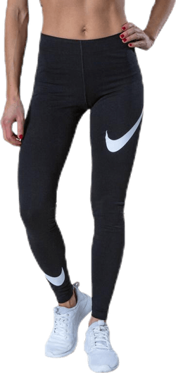 Nsw Legasee Leggings Swoosh White/Black