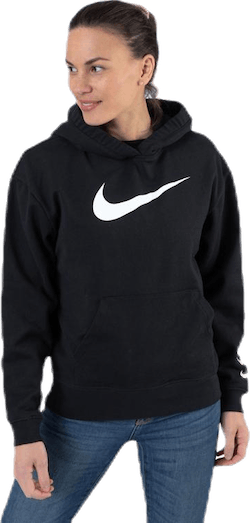 Nsw Swoosh Hood White/Black