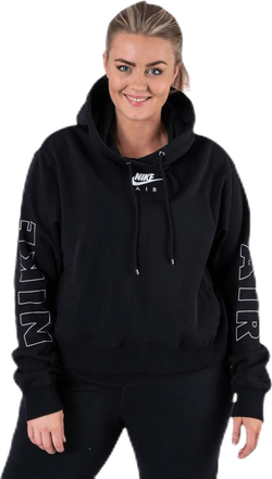 NSW Air Hoodie Plus Black