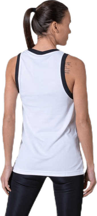 Dri-Fit Women'S Tank White/Black/Black