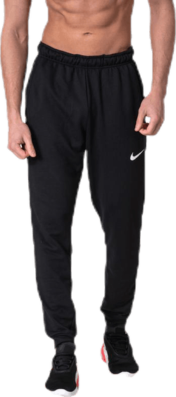 Dry Pant Taper Fleece White/Black