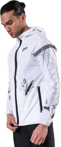 Wild Run Jacket White