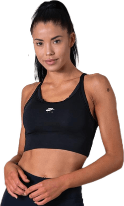 Medium Pad Air Bra Black