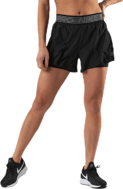 Flex 2in1 Short Woven Essential Black