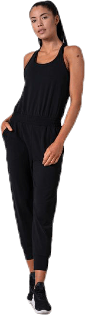 Yoga Jumpsuit Black