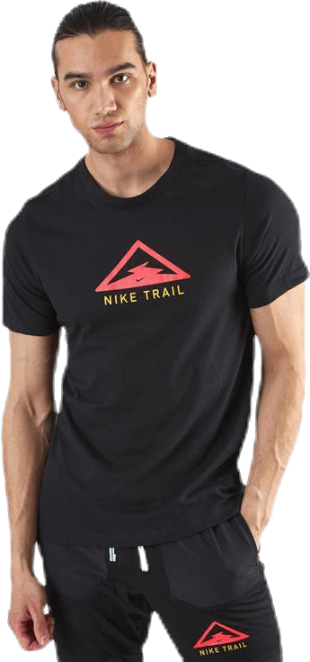 Dry Tee Trail Black