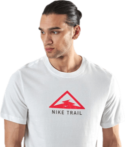 Dry Tee Trail White