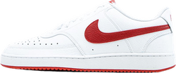 Court Vision Lo White/Red