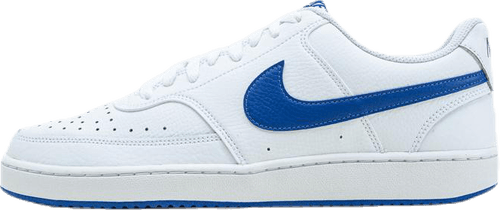 Court Vision Lo Blue/White