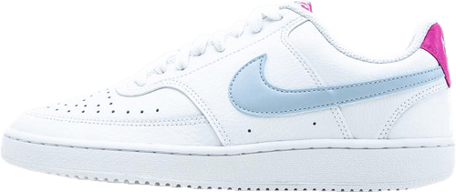 Court Vision Low Pink/Blue/White