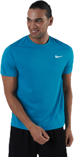 Court Dry SS Top Turquoise