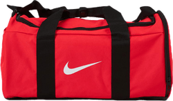 Team Duffel Bag Black/Red